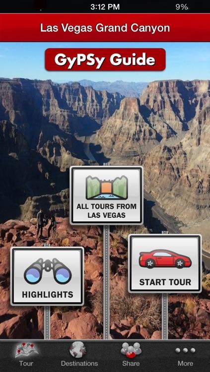 Grand Canyon West Rim from Las Vegas GPS Driving Tour screenshot-3