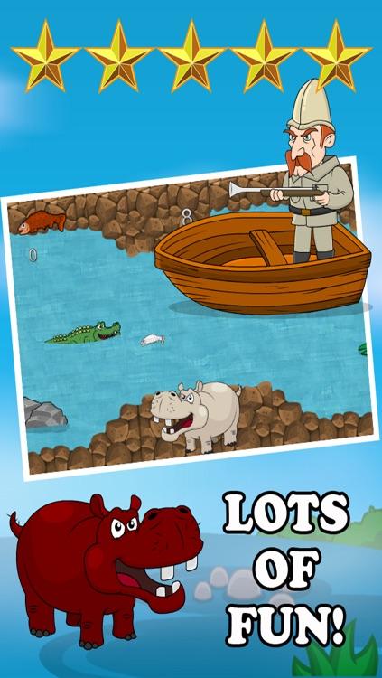 Crocodile Crunch : Bite the Fish screenshot-3