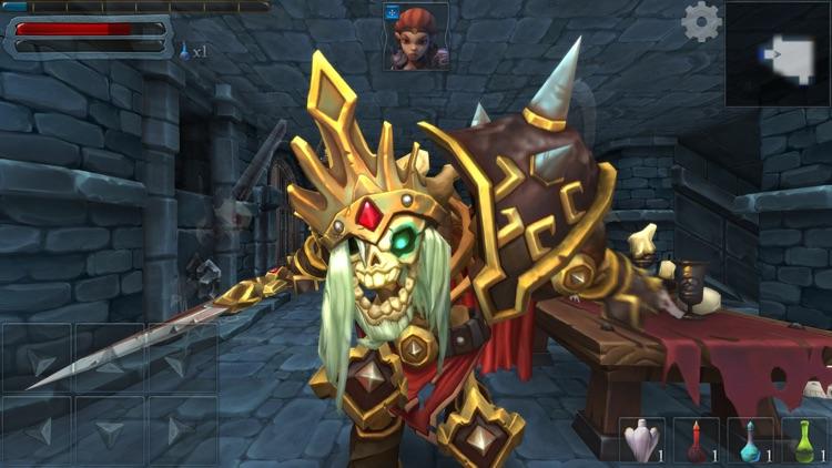 Dungeon Hero RPG screenshot-4