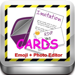 Invitation ecards with photo editorstomize and send invitation invitation ecards with photo editorstomize and send invitation ecards with invitation emojitext and voice messages 4 stopboris Choice Image