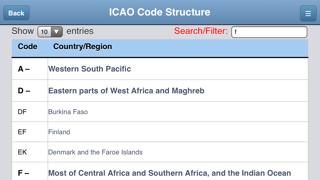 Airport Codes Databaseのおすすめ画像3