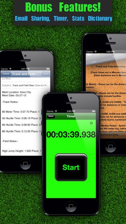 Track and Field screenshot-4