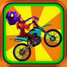 Bikes Vs Zombies: Motorcycle Chase Racing Game