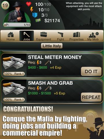 Mafia for Tango ipad ekran görüntüleri