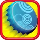 瓶盖爆炸极限 - 一个有趣的跳跃游戏! icon