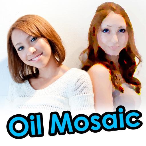 Oil Mosaic