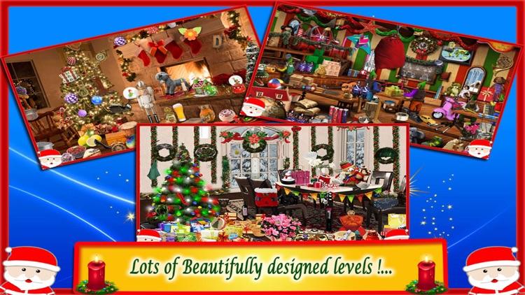 Christmas Home Hidden Object screenshot-3