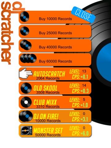 DJ Scratcher Tap Clicker Speed Mania Record Scratch Game-ipad-2