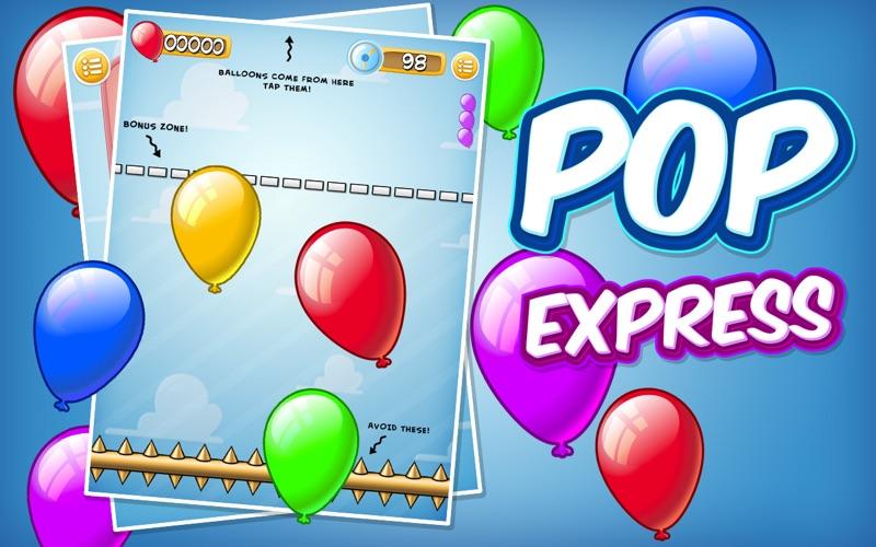 Pop Express screenshot 1