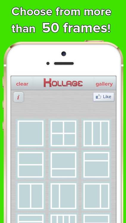 Kollage - Custom Collage & Pic Frame & Caption Editor
