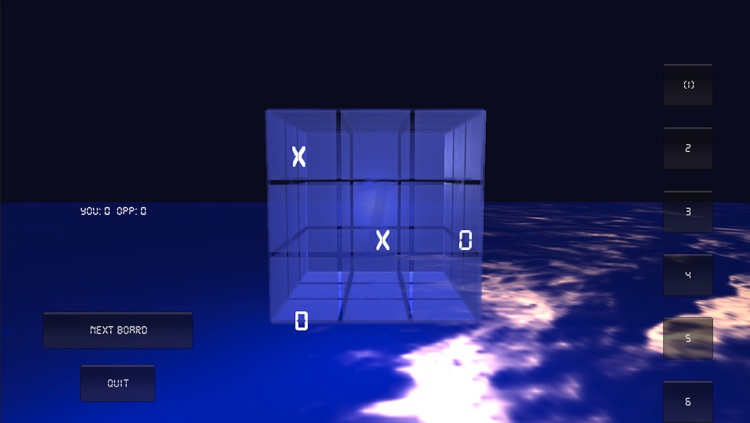 Tic Tac Toe 3D - Free screenshot-2