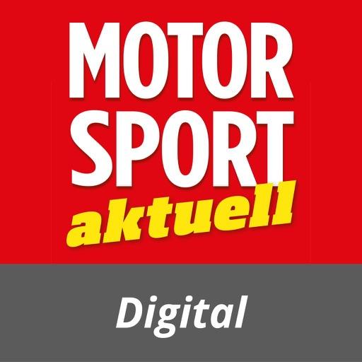 MOTORSPORT aktuell Digital iOS App