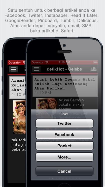Surat kabar Indonesia - Koran Indonesia - Indonesia News - Indonesian Newspapers screenshot-3
