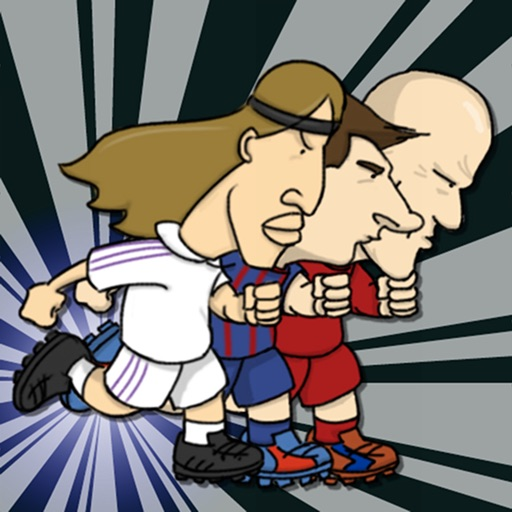 Angry Ramos & Ronaldo & Messi & Robben