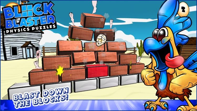 Block Blaster Physics Puzzles