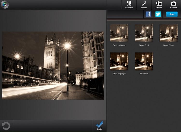 PixelPoint HD Pro - Photo Editor and Camera Effects screenshot-3