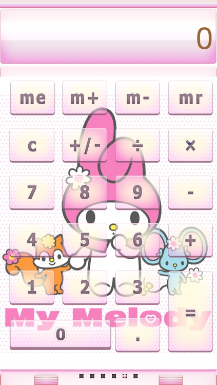 My Melody Calculator screenshot-3