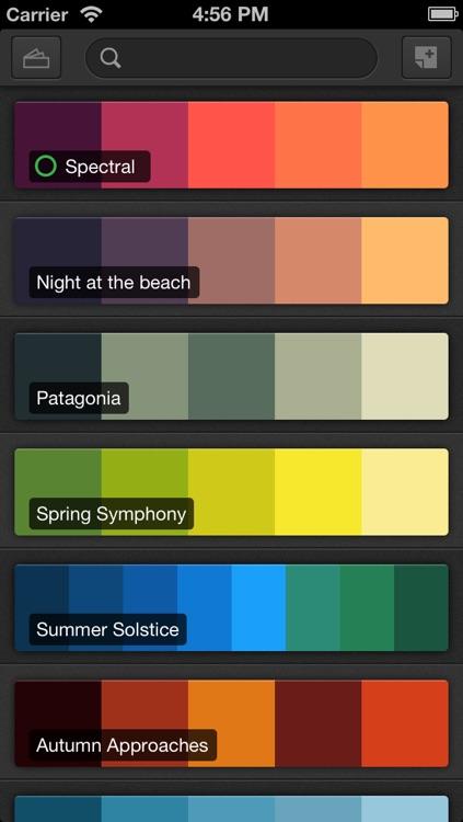 Spectrum for iOS screenshot-3