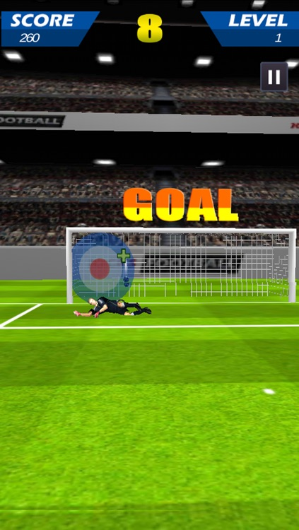 Football Kicks Free screenshot-3