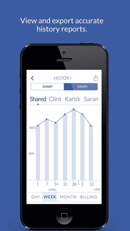 Spottr - Group Data Usage Manager screenshot-3