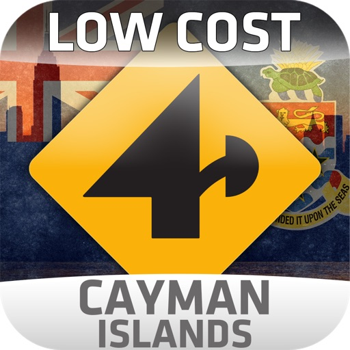 Nav4D Cayman Islands @ LOW COST icon