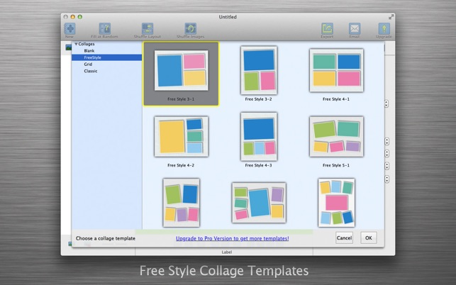 Photo Collage Maker Collagefactory Free Im Mac App Store