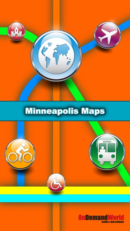 Minneapolis Maps - Download Transit Maps and Tourist Guides.