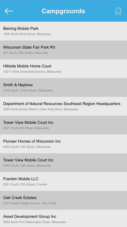 Wisconsin National Recreation Trails screenshot-4