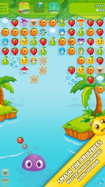 Fruit Avalanche Lite screenshot-4
