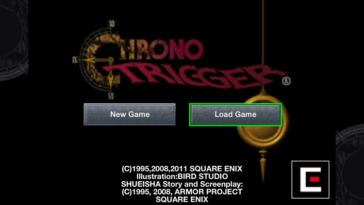 CHRONO TRIGGER screenshot-0