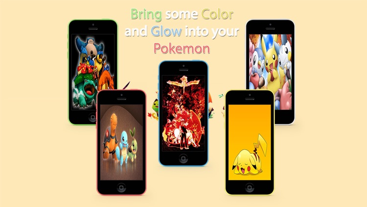 HD Wallpapers for Pokemon 2016 screenshot-3
