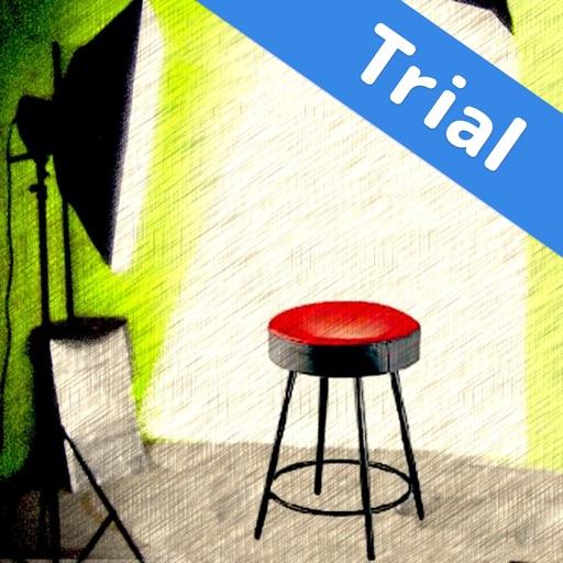 らくらく_証明写真(Trial)