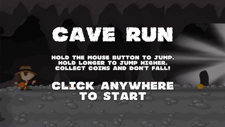Cave Run!! - Great endless running adventure