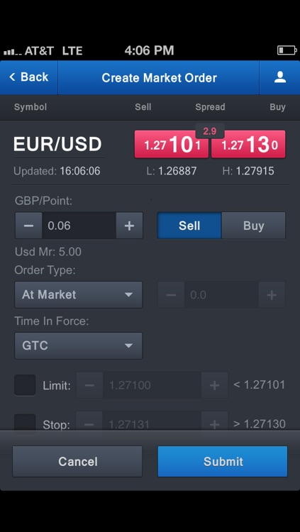 Spread Betting screenshot-4