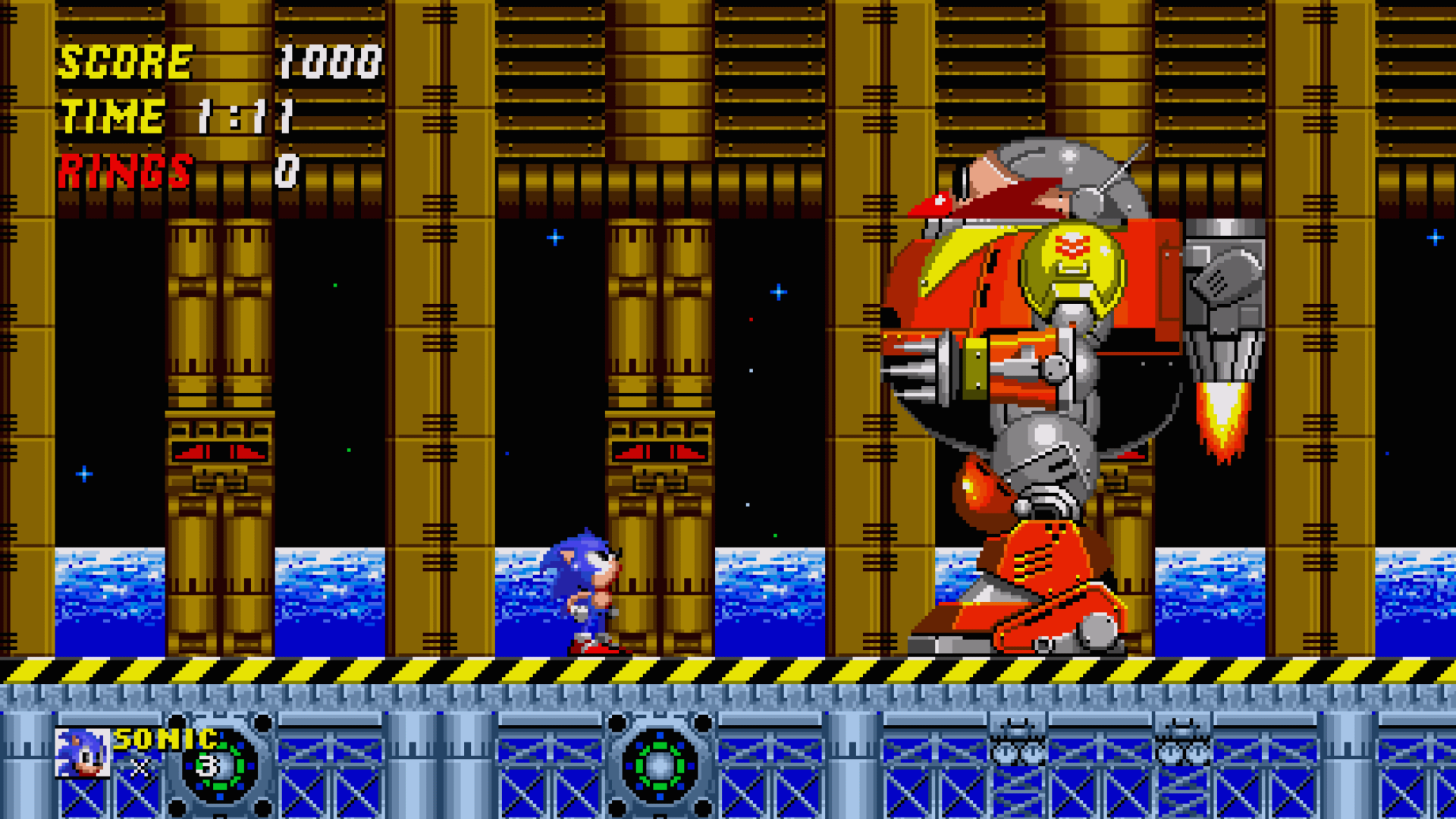Sonic The Hedgehog 2 Classic screenshot 13