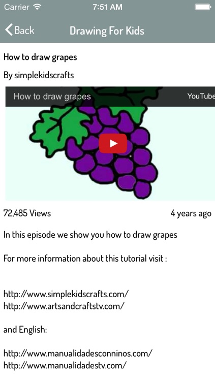 How To Draw - Best Video Guide App screenshot-4
