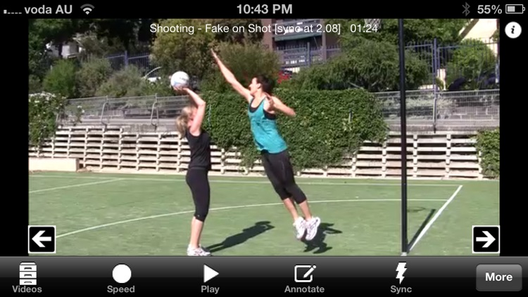 Netball Coach Plus screenshot-4