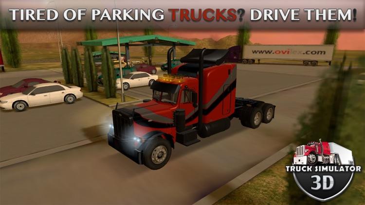 Truck Simulator 3D screenshot-4