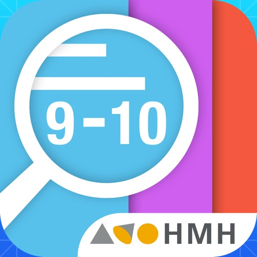 HMH Close Reads: Grades 9–10