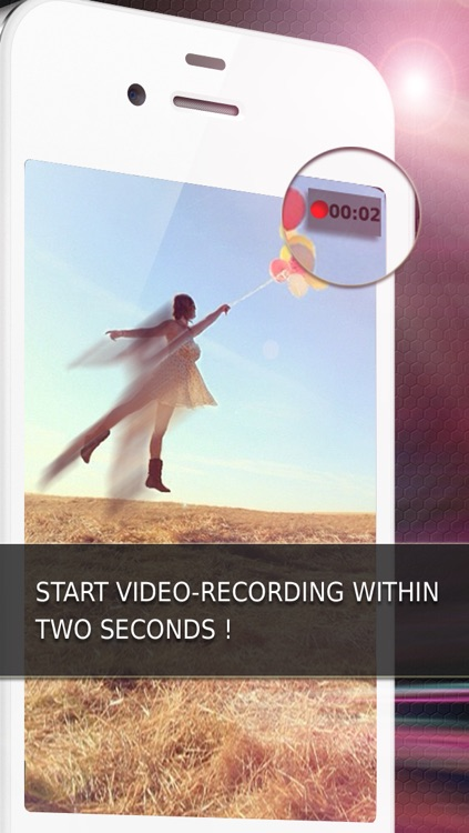 Record!! - Instant Video Recorder screenshot-3