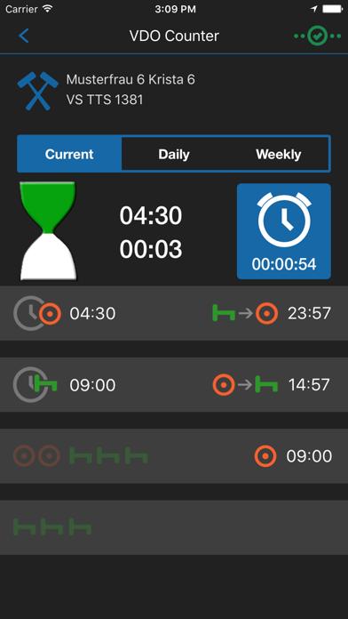 VDO DriverScreenshot von 2