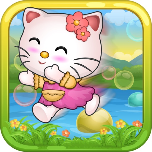 Bubble Cat Trap - Crush and Tap Candy to Trap Cat icon