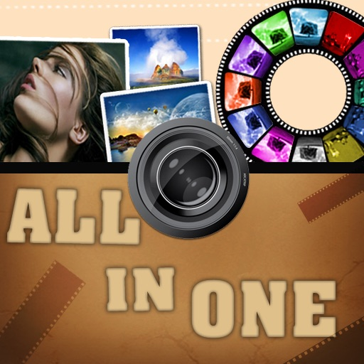All-In-One Photo icon
