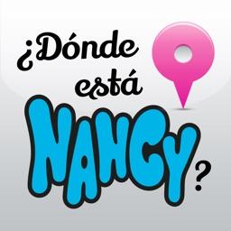 ¿Dónde está Nancy?
