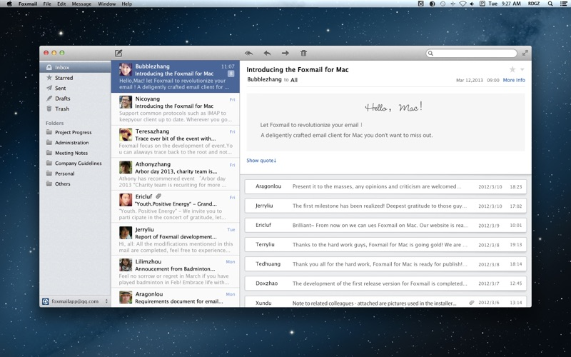 Foxmail for Windows