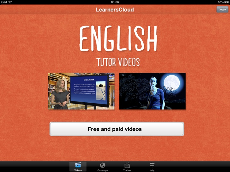 GCSE English: Revision Videos screenshot-0