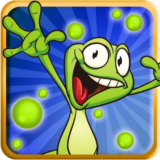 Frogs Out of Water : Froggy's Super Sky Dash iOS App