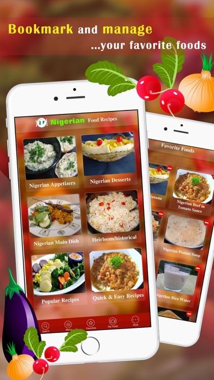 Nigerian Food Recipes screenshot-4