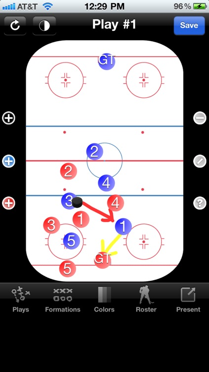 Hockey Coach Pro screenshot-1
