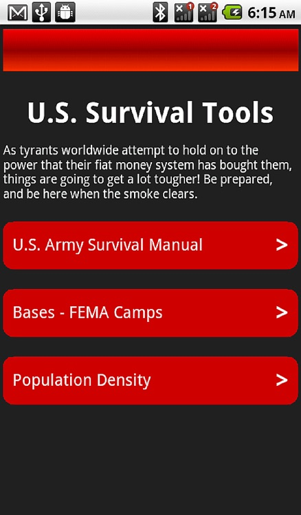 U.S. Survival Tools Pro screenshot-0